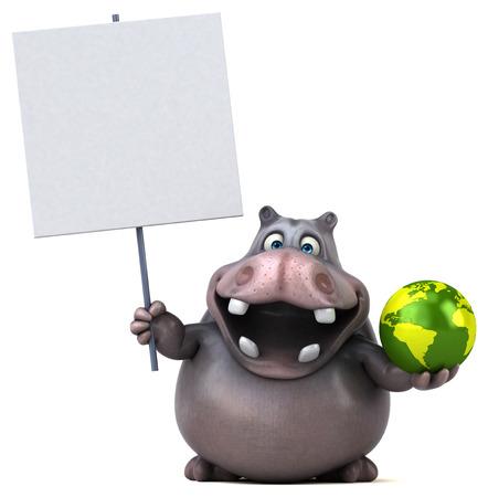 hippo: Hippo Stock Photo