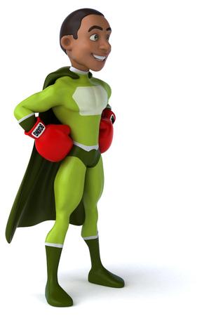 saviour: Fun superhero