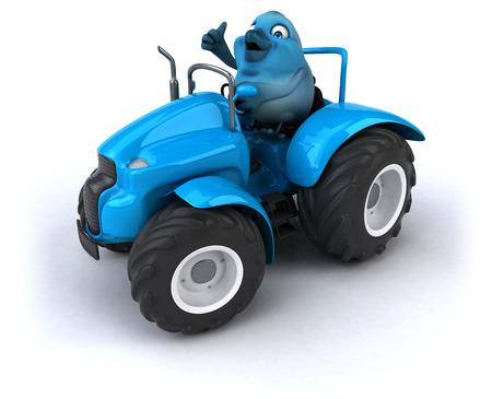 instant messaging: Blue bird