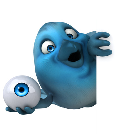 big brother: Blue bird