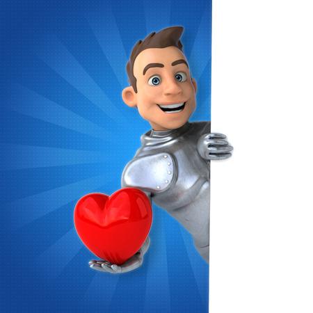 health care fight: Fun knight