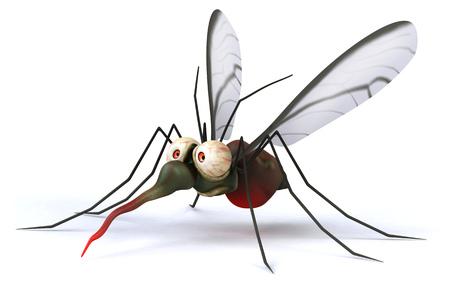 biting: Mosquito