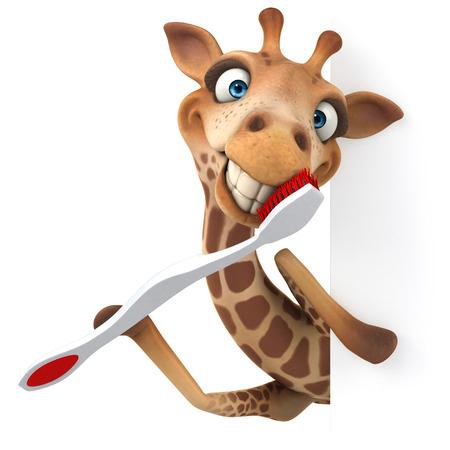 mara: Fun giraffe