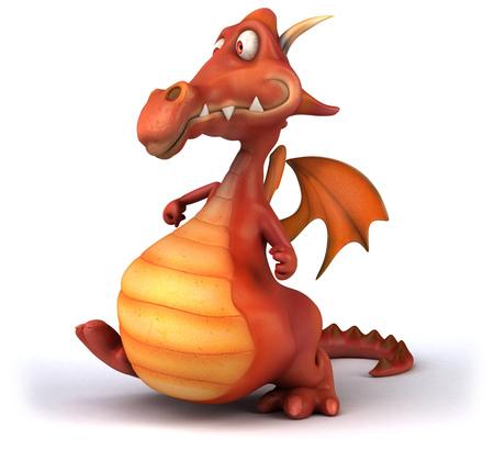 occult: Fun dragon