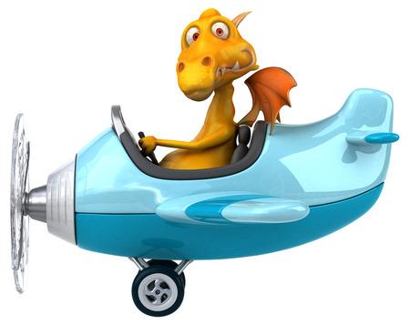 aeronautical: Fun dragon