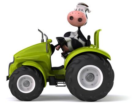agronomy: Fun cow