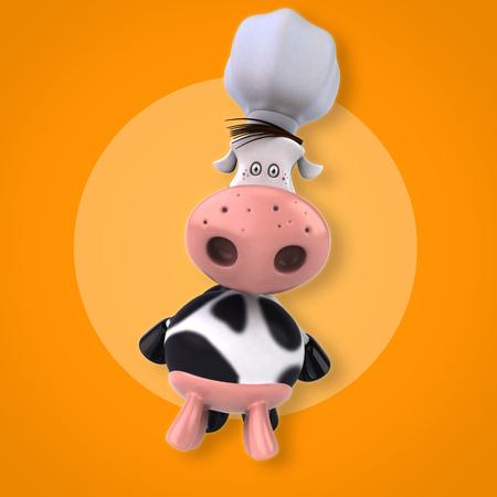 pastoral: Cow