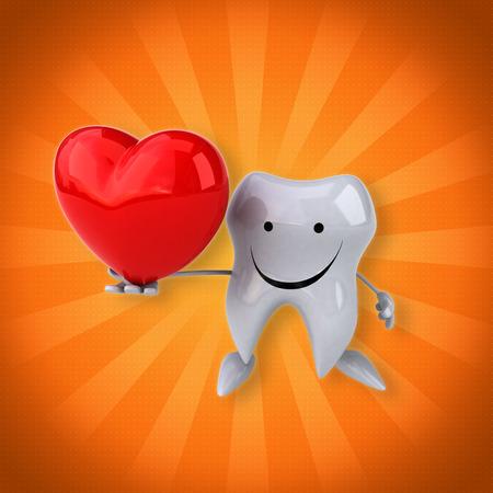 decayed teeth: Diente