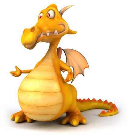 Dragon character