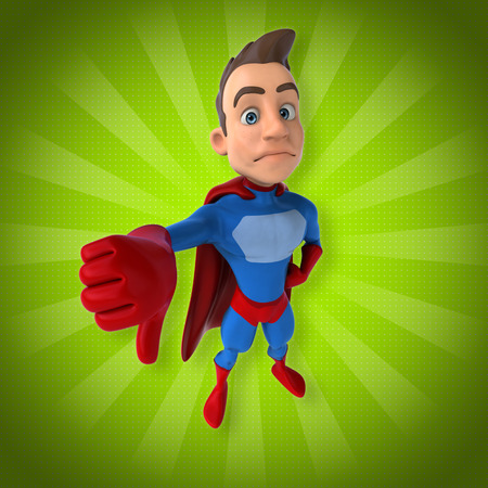 macho: Fun superhero
