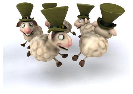 sheeps: Fun sheeps
