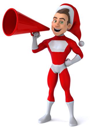 claus: Santa claus Stock Photo