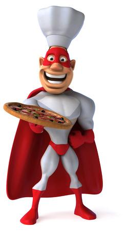 super-héros Fun