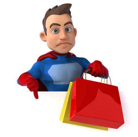 superpower: Fun superhero