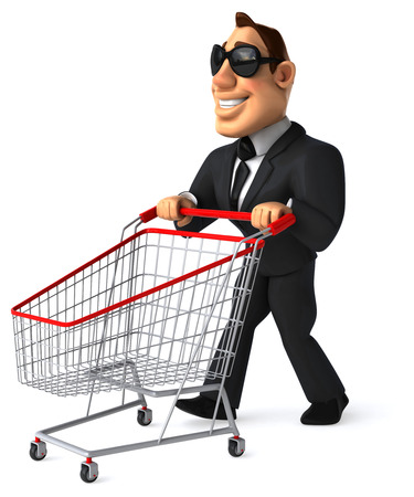 man: Business man