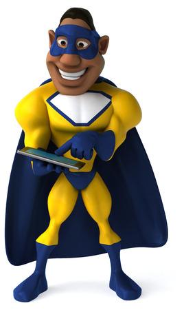 strong toughness: Fun superhero