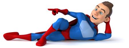 楽しいスーパー ヒーロー
