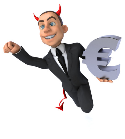 dictator: Fun businessman