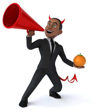 dictator: Evil businessman