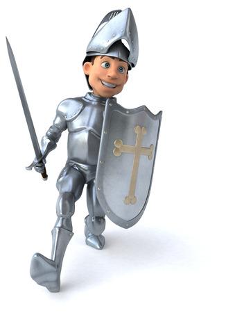 historical: Fun knight