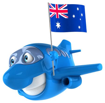 sidney: Fun plane