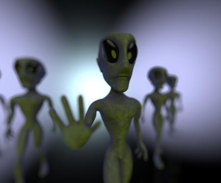 startrek: Aliens