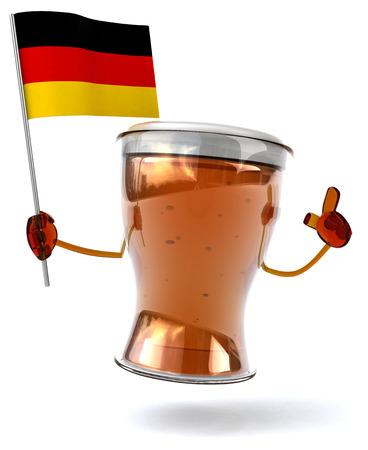 alcoholism: Fun beer