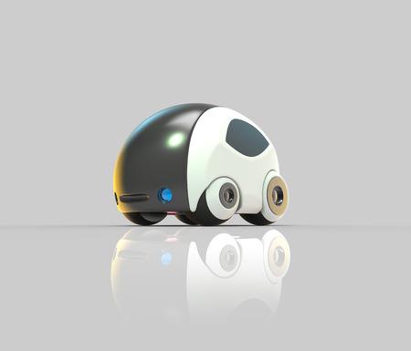 futuristic: Futuristic vehicle