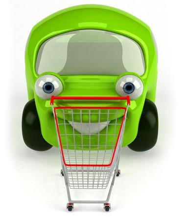 aerodynamic: Fun car