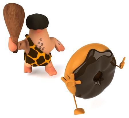 ancestor: Fun caveman