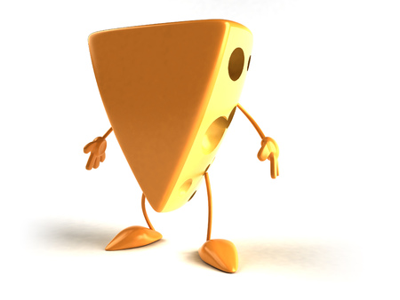 Cheese character