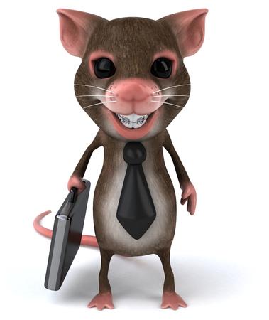 cavity braces: Fun mouse