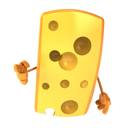 cheddar: Cheese character