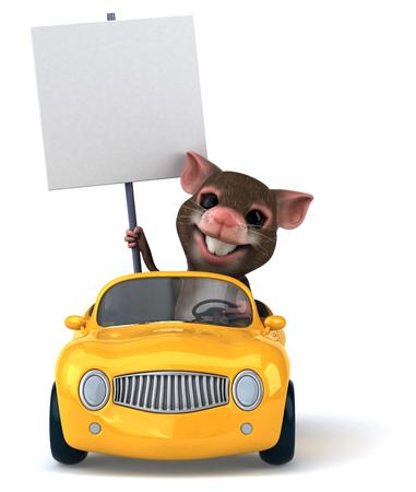 rat race: Fun mouse
