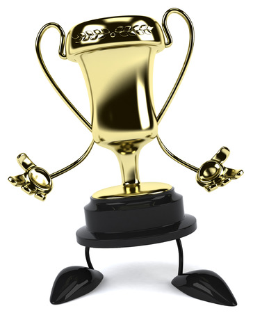 Trophy character