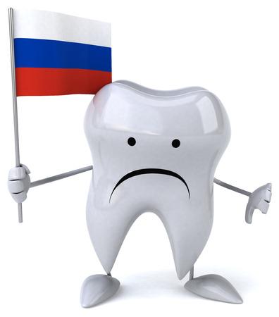 decayed teeth: Fun tooth