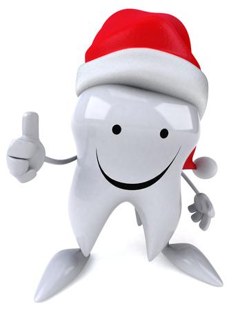 Fun tooth Фото со стока - 60476291