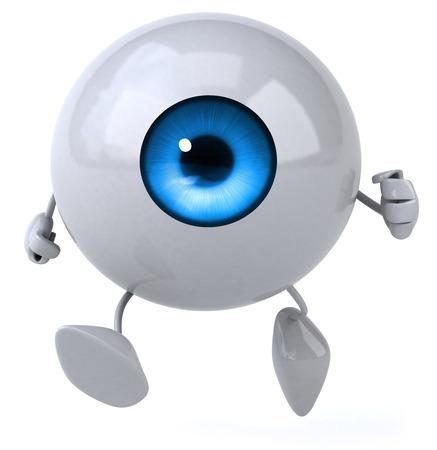 big brother spy: Fun eye