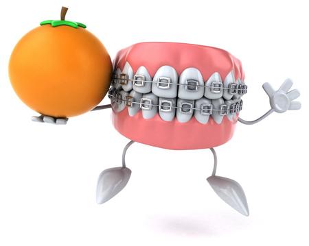 Spaßzähne