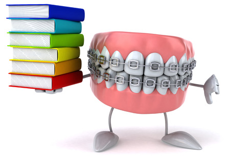 Fun teeth