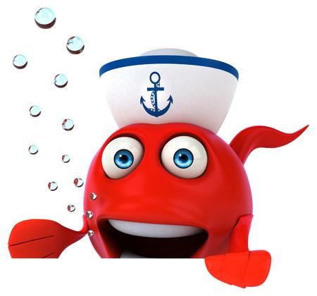 seaman: Fun fish