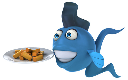 Fun fish and chips