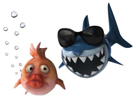 jaws: Fun shark