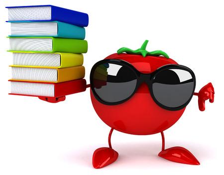 legume: Fun tomato Stock Photo