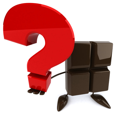 eating questions: Chocolate