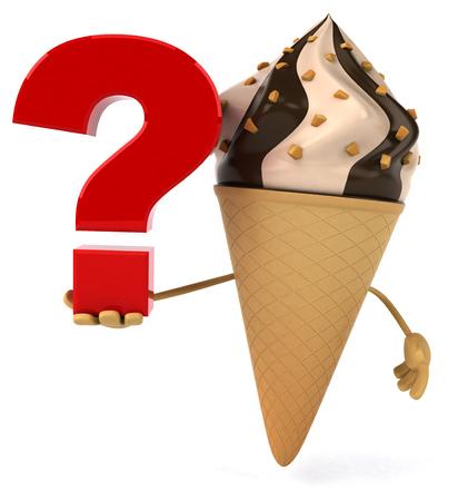 Ice cream Stock Photo