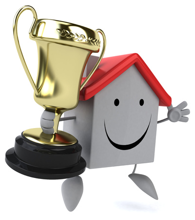 real trophy: Fun house