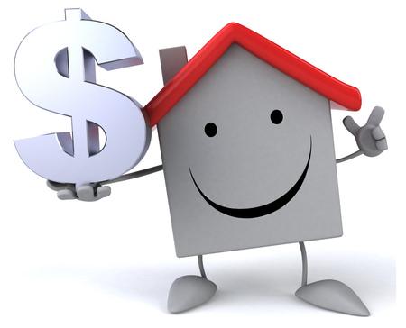 housing prices: Fun house