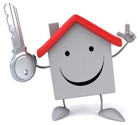 residential home: Fun house