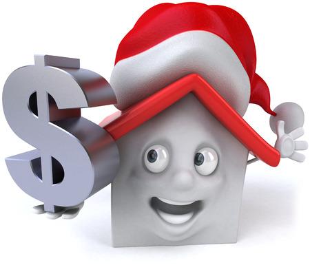 christmas debt: House